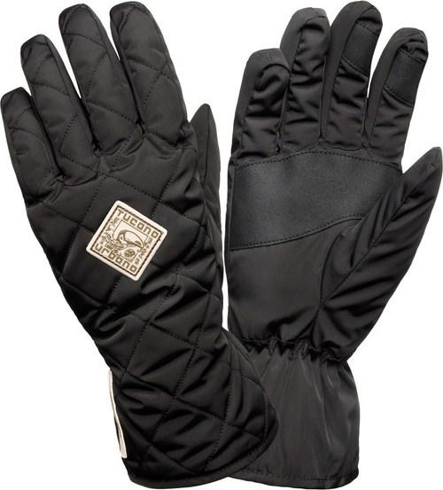 Tucano Urbano winter gloves women Askold Lady 9911 black