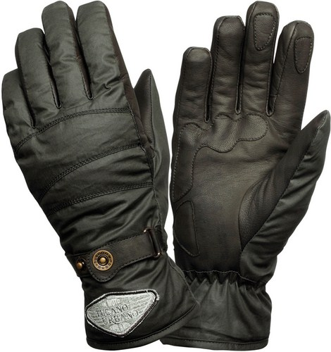 Tucano Urbano winter gloves Knarr Lady 9913 dark green