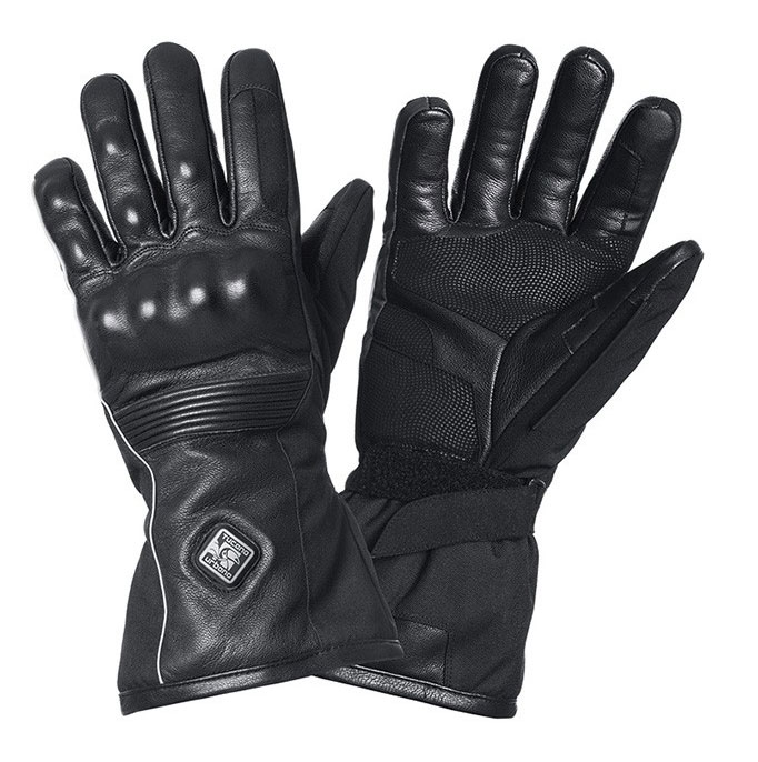 Tucano Urbano Hot Road heated gloves Black