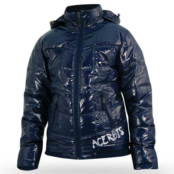 Motorcycle jacket woman Acerbis Nano Storm Lady Blue