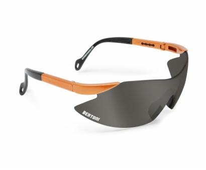 BERTONI AF185D Motorcycle Anti-Fog Glasses