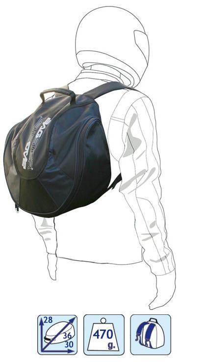 Bagster Helmet Bag