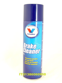 Valvoline Brake Cleaner