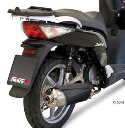 Mivv Complete Exhaust Honda SH 150 02 City Run - Approved Kat.