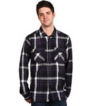 Canal LS Shirt long black Alpinestars