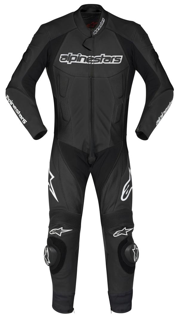 Alpinestars Carver leather suit black