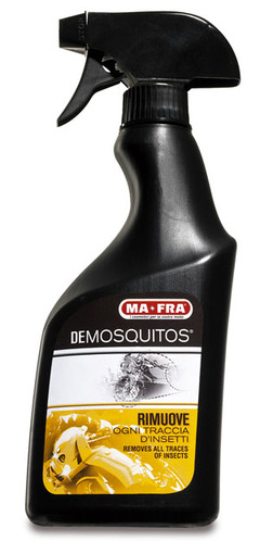 DEMOSQUITOS by MA-FRA, elimina residui insetti