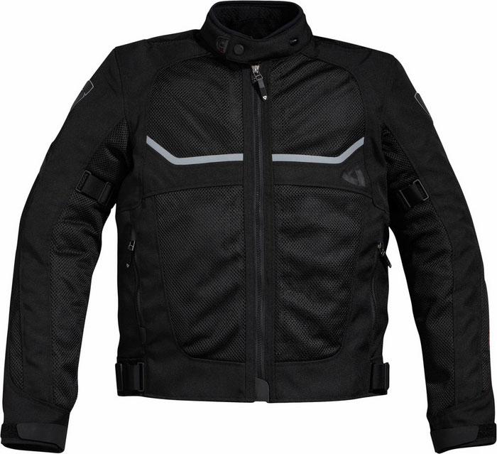 Rev'it Tornado motorcycle jacket Black