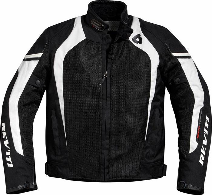 Jacket Rev'it Tarmac Air Black-White