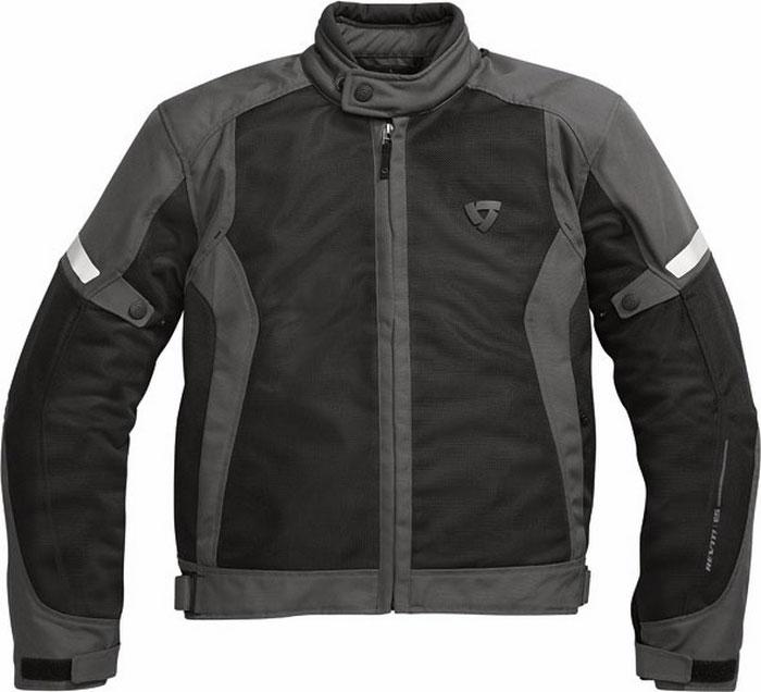 Rev'it airwave summer motorcycle jacket amthracite-black