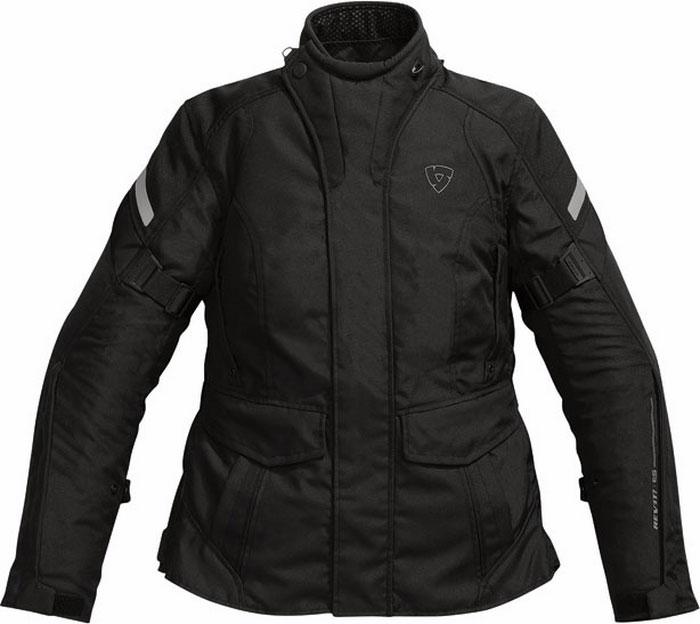 Rev'it Indigo Ladies motorcycle jacket black