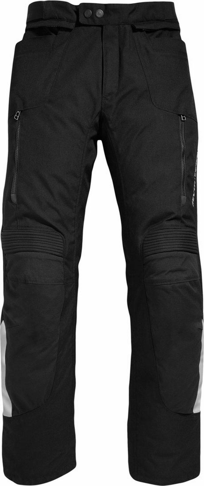 Pantaloni moto donna Rev'it Ventura neri