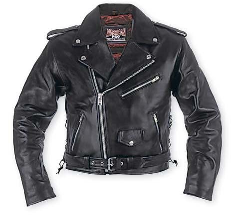 A-PRO Lacci Custom Leather Jacket