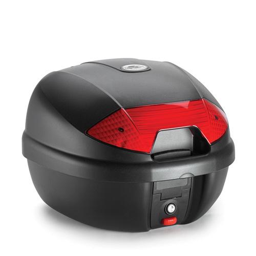 Kappa K30 top case Monolock  Black