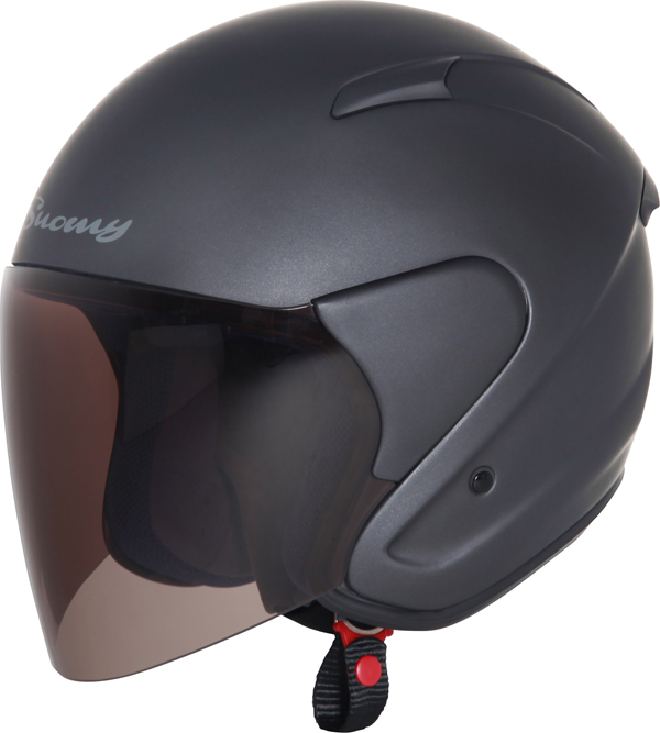 Casco moto Suomy City Tour antracite opaco