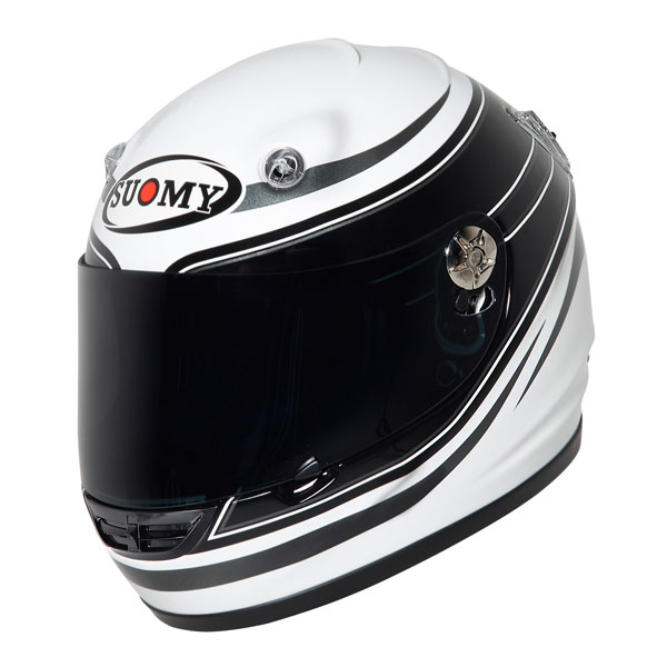 Suomy Vandal Royal grey full-face helmet