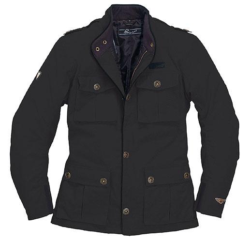 Prexport Mosquito jacket Black