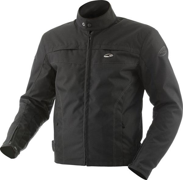 AXO motorcycle jacket impermeable NK2 Black