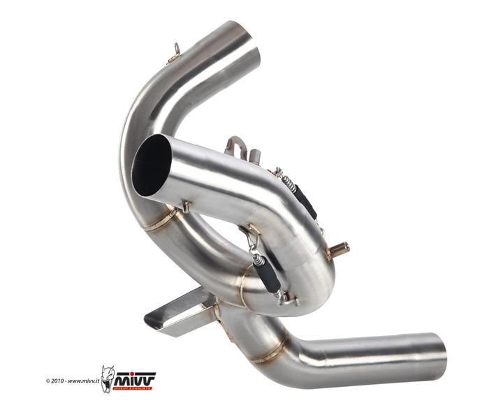 Mivv Pipe for Ducati Multistrada 1200