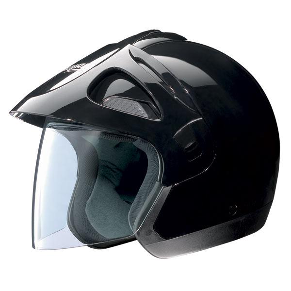 Nolan N41 Genesis jet helmet black metal