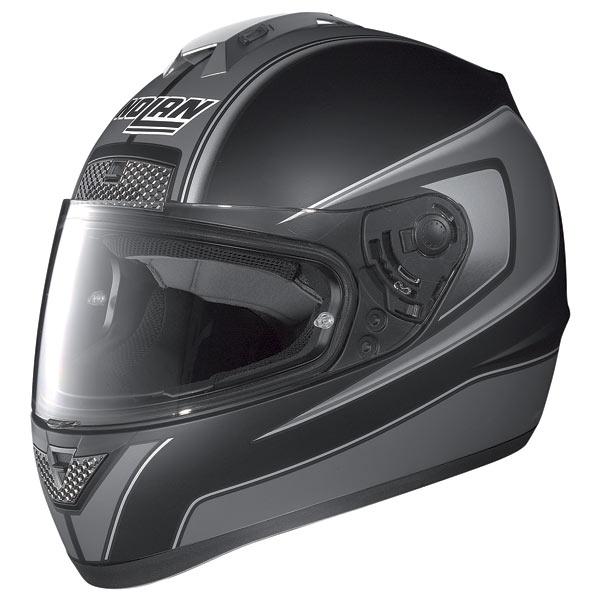 Nolan N63 Outrun fullface helmet flat black