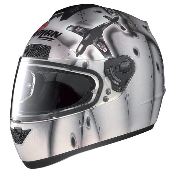 Nolan N63 Fly fullface helmet
