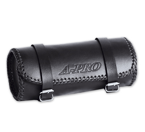 Borsa porta-atrezzi custom in pelle A-Pro Rider