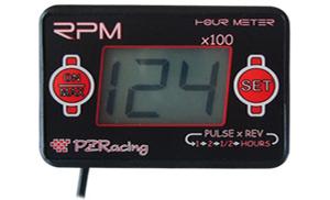 Contaore resettabile e contagiri RPM