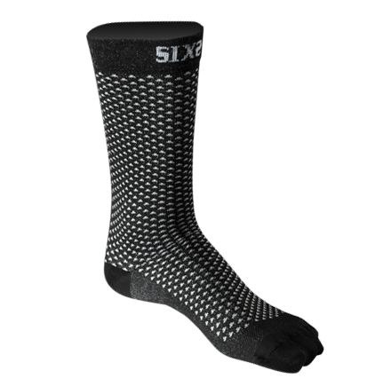Sixs short technical compression socks