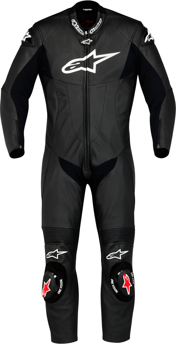 Alpinestars SP-1 leather suit black