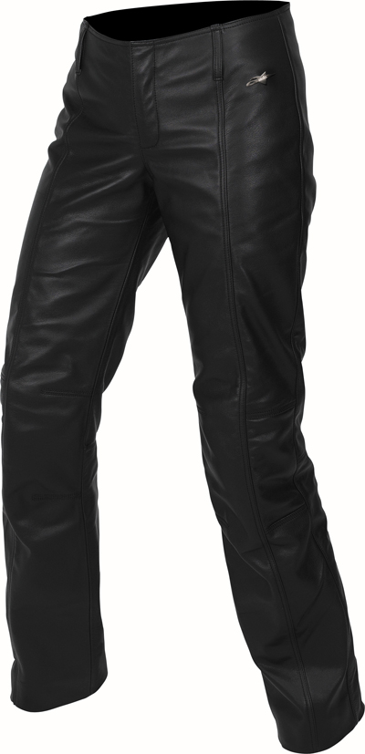 Alpinestars Stella Alloy leather women pants black