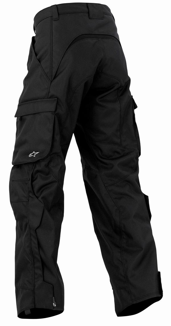 Alpinestars Street Cargo motorcycle pants black