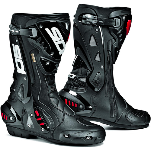 SIDI ST racing motorcycle boots black