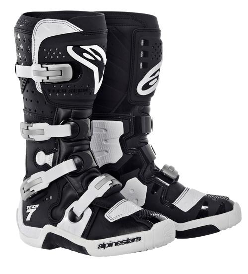 Alpinestars Tech 7 off-road boots black