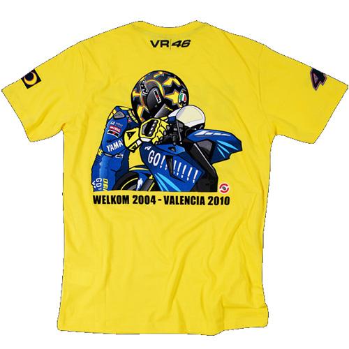 T-shirt VR46 Bye Bye Baby