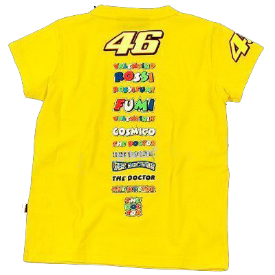 T-Shirt VR46 Doctor Kid