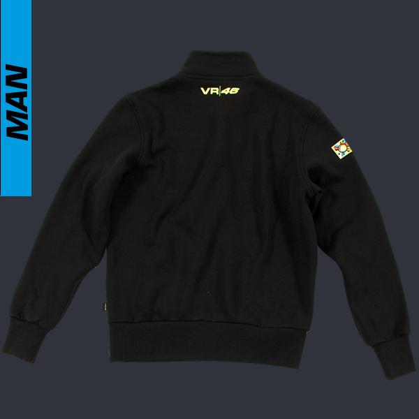 Felpa VR46 Zip