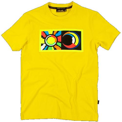 T-shirt VR46 Sole e Luna