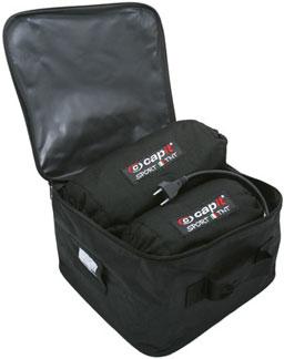 TNT Sports Capit tire warmers, SuperMoto / 250GP, Black