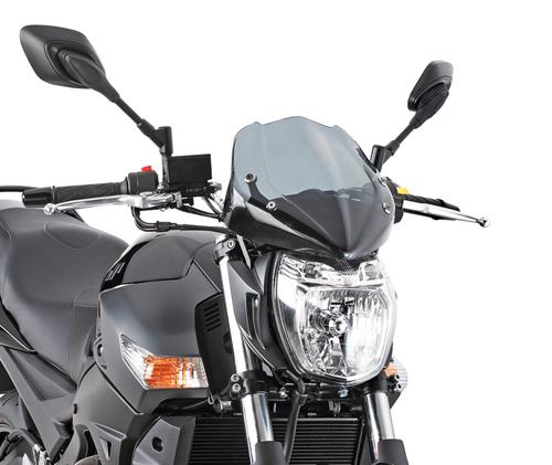 Kit di attacchi Kappa A312A specifico per Honda CB 1000 R