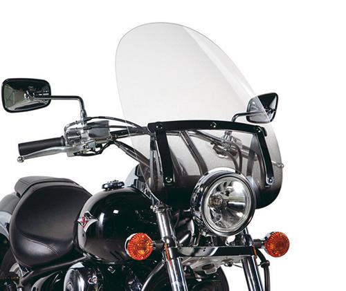 Universal screen custom Kappa A35N high and transparent