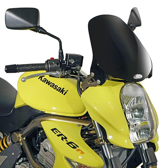 Specific fitting kit for Kappa A445A Kavasaki ER 6N / ER 6F