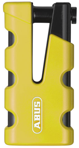 Brake Lock Abus Granit Sledg 77 Grip Yellow, security level 20