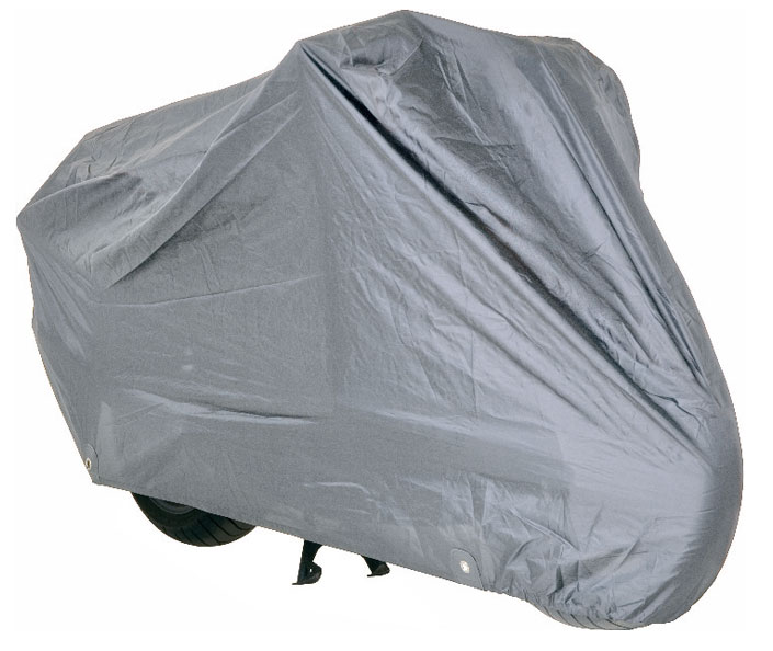 Motorcycle indoor cover Bering Cover Evo Grey