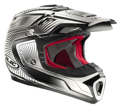 HJC ACMX Aura MC10 off road helmet