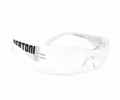 BERTONI AF151FJB Motorcycle Anti-Fog Glasses
