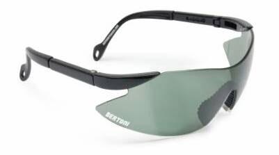 BERTONI AF185C Motorcycle Anti-Fog Glasses