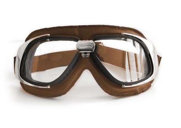 Occhiali moto Bertoni Antifog AF190B