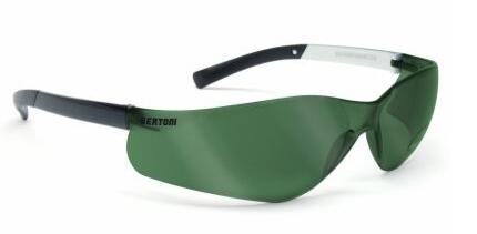 BERTONI AF532E Motorcycle Anti-Fog Glasses