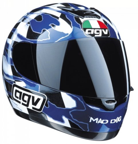 Casco moto Agv K-Series Mad Dog